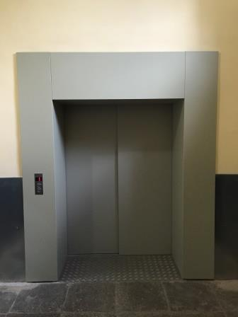 Лифтовое обрамление